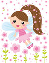 Little fairy Royalty Free Stock Images