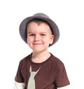 Little fashionable boy Royalty Free Stock Image