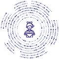 Malý vektor ikona