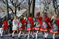 Little Irish Dancers Royalty Free Stock Photos