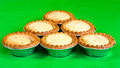 Little pies Royalty Free Stock Images