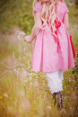 Little red ridding hood Stock Photos