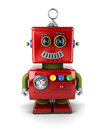 Little Robot Royalty Free Stock Photos