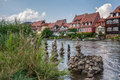 Little Venice in Bamberg Royalty Free Stock Photo