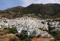 Little Village in Andalusia Stock Photography