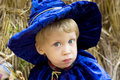 Little wizard Royalty Free Stock Photo