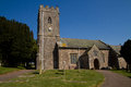 Church Devon England Royalty Free Stock Photo