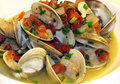 Littleneck Clams Stock Image