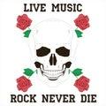 Live music rock