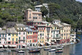 Live in Portofino Stock Photo