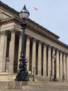 St Georges Hall, Liverpool Royalty Free Stock Photo