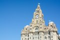 Liverpool Architecture Royalty Free Stock Photo