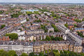 Liverpool City Centre Aerial View Royalty Free Stock Photo