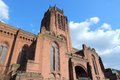 Liverpool city in merseyside county of north west england uk cathedral Royalty Free Stock Photography