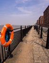 Liverpool River Mersey Promenade