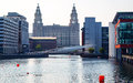 Liverpool Royalty Free Stock Photo