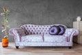 Living room furniture decor Royalty Free Stock Photo