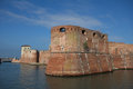 Livorno castle Royalty Free Stock Photos