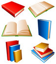 Livres. Photo stock
