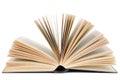 Livro aberto Imagens de Stock
