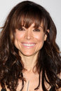 Liz Vassey arriving at the CBS Fall Preveiw Party Royalty Free Stock Photography