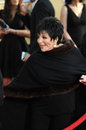 Liza minnelli los angeles ca january at the th annual screen actors guild awards at the shrine auditorium Stock Photography