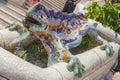 Lizard Sculpture In Barcelona ...