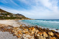 Llandudno beach Royalty Free Stock Photo