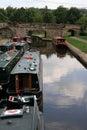 Llangollen Canal Stock Images
