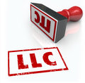 LLC Limited Liability Corporation Stamp Letters Approval Certifi