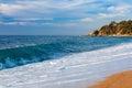 Lloret de Mar on the Costa Brava, Catalunya, Spain Royalty Free Stock Photo