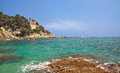 Lloret de Mar,Spain Royalty Free Stock Photo