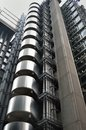 Lloyds building tower looking skyward Royalty Free Stock Image
