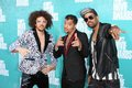 LMFAO at the 2012 MTV Movie Awards Arrivals, Gibson Amphitheater, Universal City, CA 06-03-12 Stock Image
