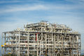 Lng refinery factory stock image Royalty Free Stock Photography