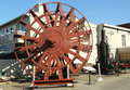 Lo sternwheel di petaluma in san francisco maritime national historical park Immagine Stock