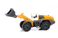 Loader machine Royalty Free Stock Photo