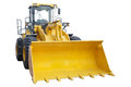 Loader under the white background Royalty Free Stock Photo