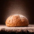Loaf of wheat bread Royalty Free Stock Photo