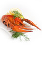 Lobster Royalty Free Stock Photography