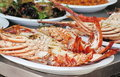 Lobster close up Royalty Free Stock Image