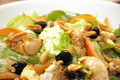 Lobster salad Stock Images