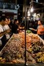 stock image of  The local market of Vucciria in Palermo, Sicily
