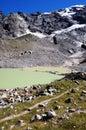 Locce Lake, Italy Royalty Free Stock Image