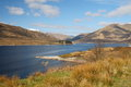 Loch Cluanie Stock Photos