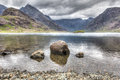 Loch Coruisk Royalty Free Stock Photo