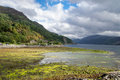 Loch Duich Royalty Free Stock Photo