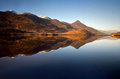 Loch leven highlands scotland uk Stock Photos