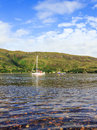 Loch Linnhe Royalty Free Stock Photo