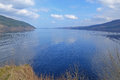 Loch ness view of in scotland Stock Photography